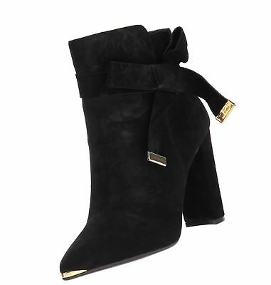 c004feef255 Ted Baker Womens Sailly Suede Pointed Toe Ankle Fashion Boots