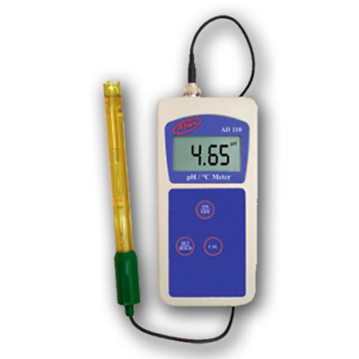 pH / ORP / Redox Meter and Temperature Standard Adwa (AD111)
