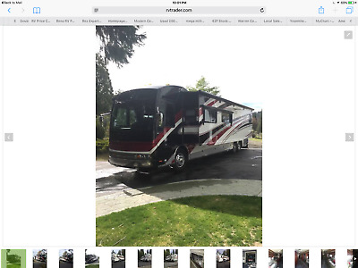 American Eagle  42F Diesel Pusher Financing Available