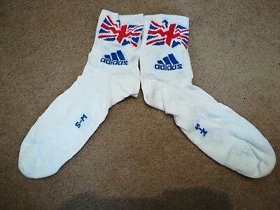 Great Britain Cycling Team Socks Adidas