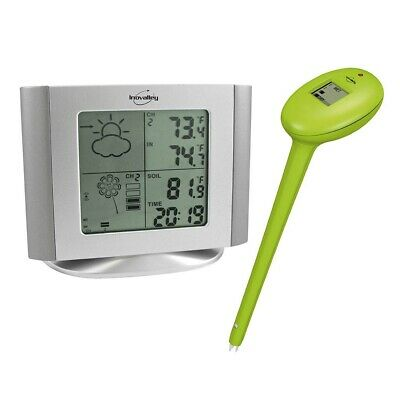 Weather station with soil moisture and temperature sensor Inovalley (SM79)