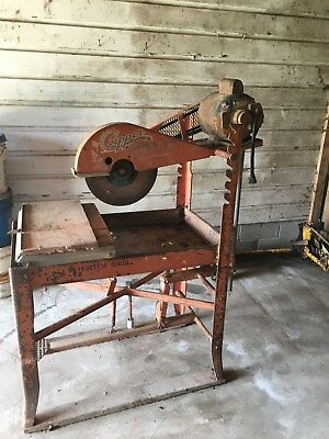 Clipper Electric Masonry Table Saw