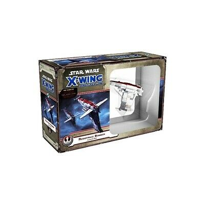 Fantasy Flight Games Star Wars X-Wing Resistance Bomber Expansion Pack (New)