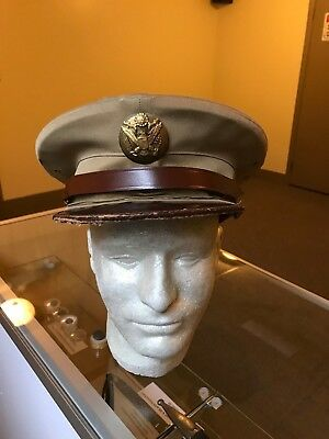 WWII Summer Issue Hat