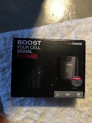 weBoost (Wilson) Connect 3G Home Cell Phone Signal Booster 472205 (Refurbished)