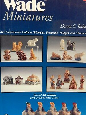 Wade Miniatures by Donna Baker 4th Edition 2007
