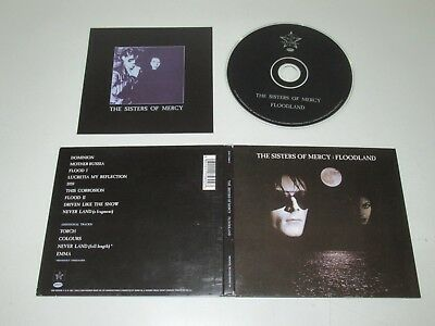 The Sisters of Mercy / Floodland (Merciful Release/Rhino 5101-17580-2) CD Album
