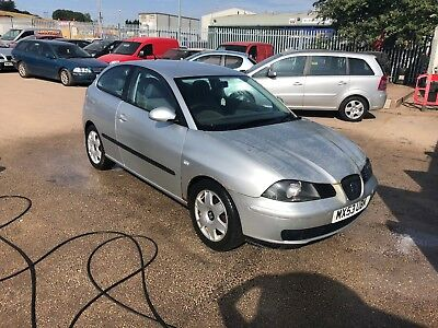 2003 Seat Ibiza 1.2 12V Onlyt 60000 Miles Good Runner Can Deliver At Cost