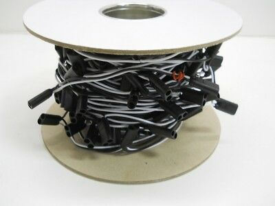 """99' Roll 8"""" Wire Harness With Bullet Plugs For LED Side Marker Clearance Lights"""