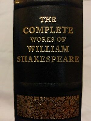 Barnes & Noble 'The Complete Works of William Shakespeare'