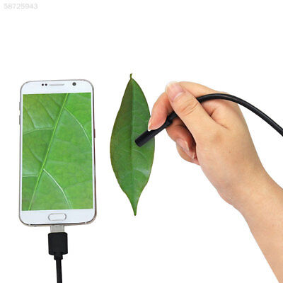 64F4 1-5M 6LED 8mm Android Endoscope Snake Inspection Camera Android computer