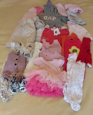 Fab Huge Baby Girls Clothes Bundle 0-3 Months NEXT Disney Mothercare Matalan BHS