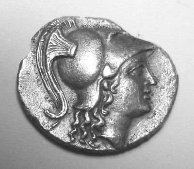 SIDE in PAMPHYLIA. SILVER DRACHM. Ref. 2122.