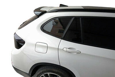 für BMW X1 E84 sport body kit Roof tail spoiler tuning flap diffuseur becquet lè