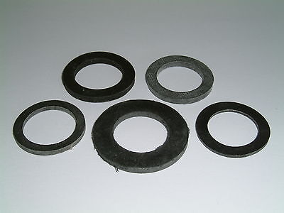 M20 Rubber Washers- Choose from 10 different sizes,