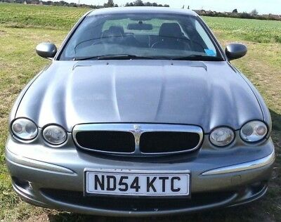 Jaguar X Type V6 Se (Spirt) Manual 4 Wheel Drive.