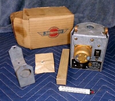 NOS JAMESWAY Thermo-Control # FA481 Electric Ventilator Fan Poultry Chicks Barn