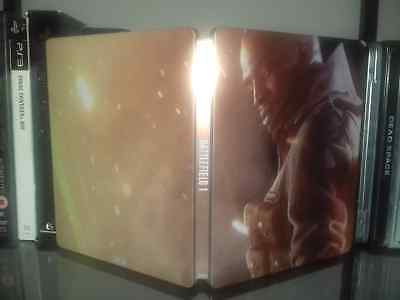 Battlefield 1 Steelbook with Poster and Patch