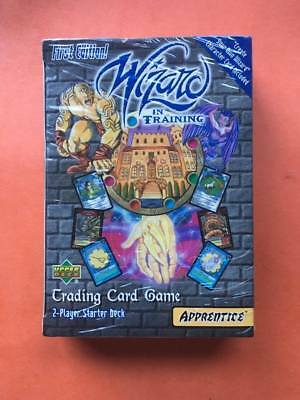 2000 Wizard in Training Trading Card Game 2-Player Starter Deck, 1st Ed.