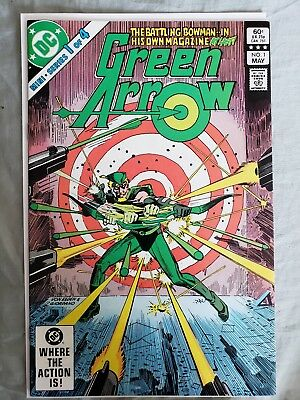 Green Arrow #1 1983 Mini Series