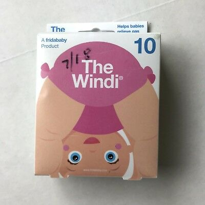 Windi the Gaspasser by Fridababy all-natural solution for Baby Colic and Gas #85