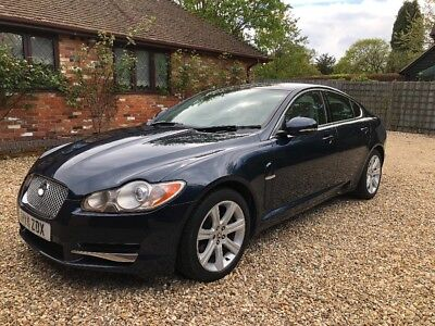 2011 Jaguar XF 3.0D, FSH, lovely condition, best colour combo MOT