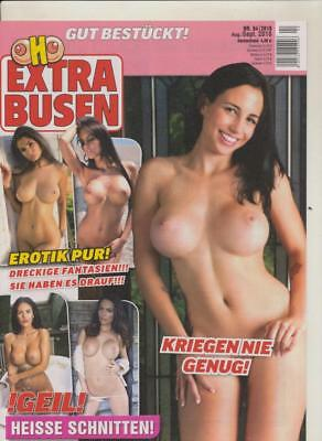Oho Extra Busen Nr.4/august/september 2018