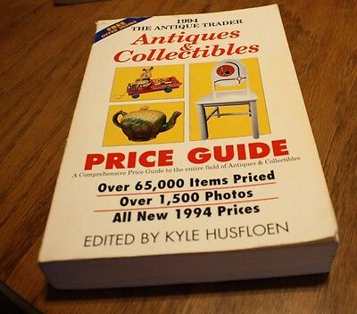 The Antique Trader Antiques & collectibles Kyle Husfloen