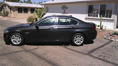 2015 BMW 5-Series premium 2015 BMW  528I Sedan w/premium, driver assist and cold weather packages.