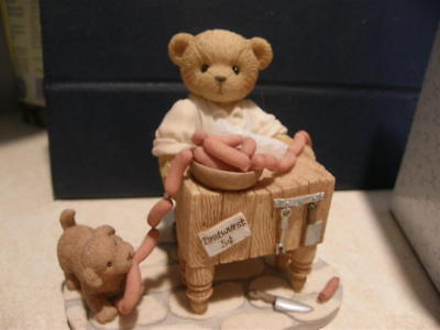 Cherished Teddies OTTO 846767 We've Cooked Up A Great Friendship  NEW