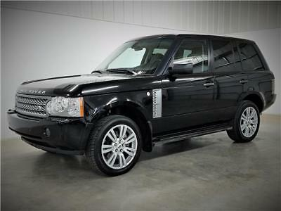 2009 Land Rover Range Rover SC Supercharged 2009 Land Rover Range Rover Supercharged