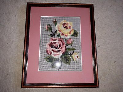 Framed And Mounted Tapestry Print