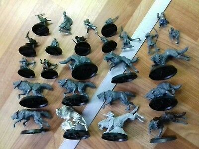 Warhammer Fantasy Age of Sigmar Lord of the Rings Job Lot Bundle