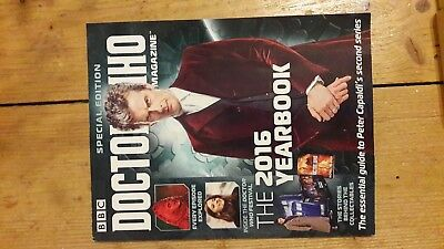 Doctor Who Magazine Yearbook 2016