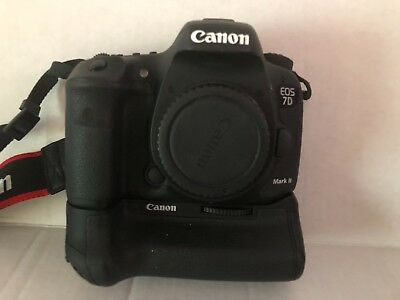 Canon EOS 7D Mark II and Canon EF 24-70mm f2.8L Lens
