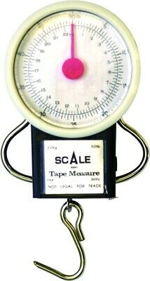 Eagle Claw 04070-003 Scale 50Lb Dial w/Tape