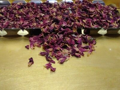 Dried rosebuds and petals c/s