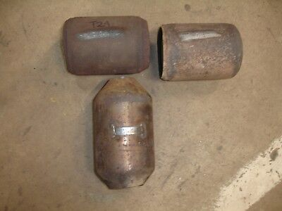 3 Import Oem Scrap Toyota Catalytic Converter Converters   Recycle For Scrap