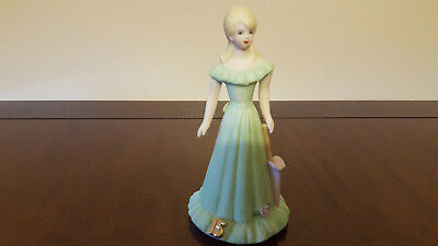 Enesco Growing Up Birthday Doll Age 15