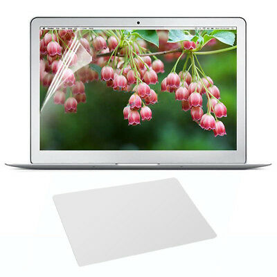 AU_ Laptop Computer Monitor Screen Protector Film Cover for Macbook Air/Pro Wide