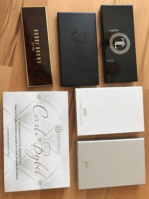 Lidschatten Eyeshadow Blush  Set Pur Bh Cosmetics Bobbi Brown Sleek T LeClerc