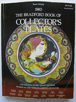 The Bradford Book Of Collector Plates Official Guide To All Editions Traded 1980