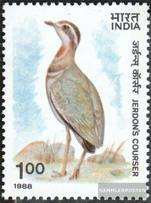 India 1183 (complete issue) unmounted mint / never hinged 1988 Animals