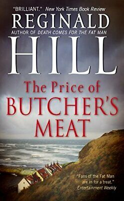 The Price of Butcher's Meat (Dalziel and Pascoe) by Hill, Reginald Book The
