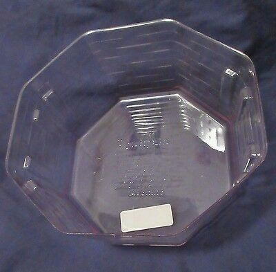 Longaberger Protector for Card Game Basket with Label