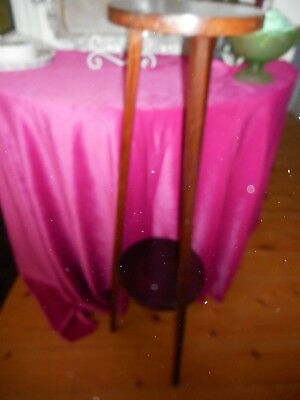 Vintage antique style tall plant stand