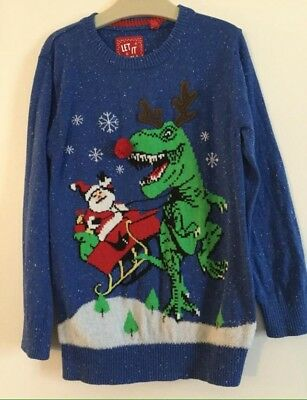 Christmas Jumper - Age 6 years