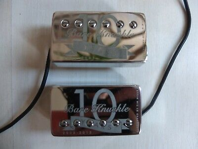 Bare Knuckle 10th Anniversary Handwound Tim Mills Humbucker PAF Pickup