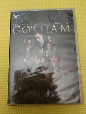 Gotham - Temporada 2 - Pack - Dvd
