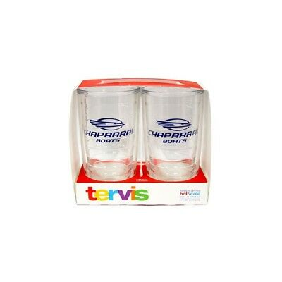 Chaparral Boats Set of Two 16 oz Tervis Tumblers Cups